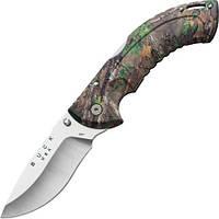 Нож Buck Folding Omni Hunter®, 12 PT, камуфляж Realtree, нейлоновый чехол # (397CMS20B)