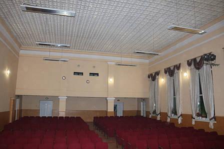 Отопление Дома культуры, фото 2