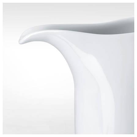 СОММАР 2019 Кувшин для молока, белый, 0.5 л, 30419261, ИКЕА IKEA, SOMMAR 2019, фото 2