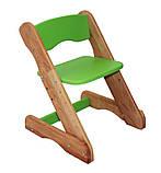Детский столик и стульчик зеленый от производителя! (с регулировкой), фото 5
