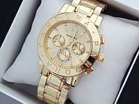 Женские наручные часы Pandora золотого цвета на металлическом браслете, дополнительные циферблаты, фото 1