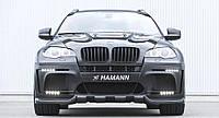 Обвес BMW X6M E71 Hamann Wide-body Central exhaut