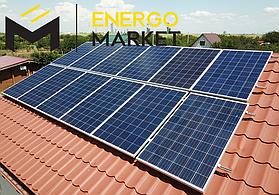 Солнечная автономная станция 3,4 кВт в Одесской области 6