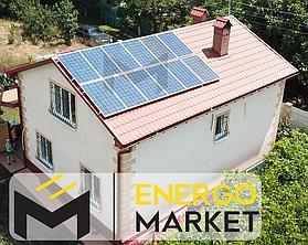Солнечная автономная станция 3,4 кВт в Одесской области 7