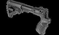 Приклад складной с пистолетной рукояткой FAB для Mossberg 500, черный (AGMF500FK)