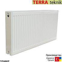 Стальной радиатор 22 тип 500*1000 Terra Teknik боковое подключение