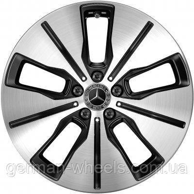 Оригинальные 19 - дюймовые диски для Mercedes Benz EQC - Class