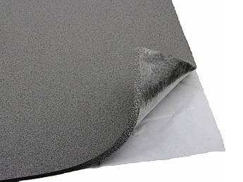 Шумоизоляция для авто, СПЛЕН Економ 8К, самоклейка (50×75см, 8мм)