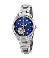 Женские механические классические часы Bulova 96P191