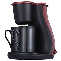 Кофеварка на 2 чашки AURORA AU-412 капельная 450 Вт
