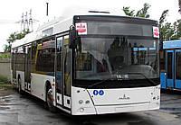 Новый городской автобус МАЗ 203 965 с газовым двигателем, фото 1