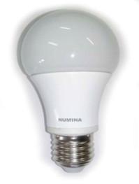 Лампа светодиодная 5W Е27 (4100К, 4500K) 270° 470LM 220V, Numina
