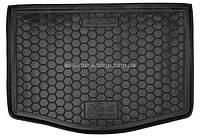 Резиновый коврик в багажник Ford Focus C-MAX 2010- Avto-Gumm