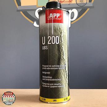 Средство для защиты кузова APP U200 UBS, 1 литр