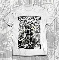 Цифровий друк на футболках, фото 1