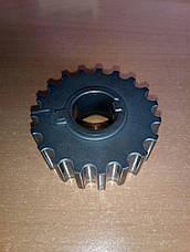Шестерня привода коленвала двигателя Opel 90502545 General Motors, фото 2
