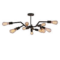 Светильник [ LOFT ART DECO style  ]  12 lamp Edison, фото 1