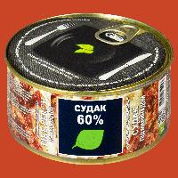 Судак Zdorovo под маринадом 325 г