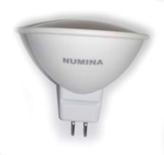 Лампа светодиодная MR16 3.2W 4500K 250LM 120° 220V, Numina, фото 1