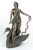 """Настольная статуэтка """"Аполлон плывущий на лебеде"""" Veronese"""