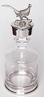 764070FA1 Графин для виски хрустальный Wutschka & Фазан&  0,7л # (764070FA1)