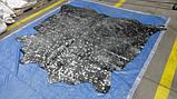 Шкуры для дома удаленными участками шерсти и покрашенными в блестящей водостойкой краской, фото 3