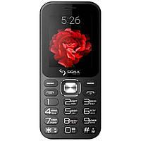 Телефон-bluetooth колонка с мощным фонариком и мощной батареей с функцией PowerBank Sigma Boombox чёрный