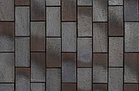 ABC Lubeck синьо-чорно-ряба з металевим опалом клінкерна бруківка, фото 1