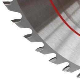 Диск пильный ТСТ для обработки алюминия Holzmann KSBA30532Z120