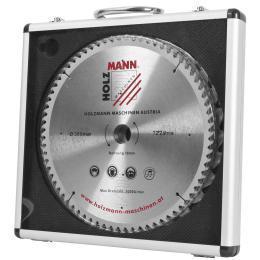 Комплект пильных твердосплавных дисков в алюминиевом чемодане Holzmann KSB 300SET