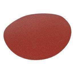 Круг шлифовальный тарельчатый с липучкой _150x зерно 100 Holzmann STK150K100