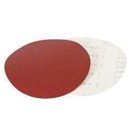 Круг шлифовальный тарельчатый с липучкой _230x зерно 080 Holzmann STK230K80