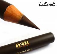 """Восковый карандаш для бровей LaCordi """"Care & Easy"""" №03B Коричневый"""