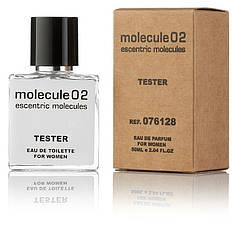 Туалетная вода унисекс Escentric Molecules Molecule 02 50 ml, Orign Tester, эко упаковка