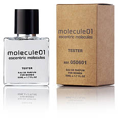 Туалетная вода унисекс Escentric Molecules Molecule 01 50 ml, Orign Tester, эко упаковка