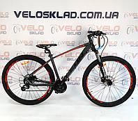 Велосипед горный на гидравлических тормозах Leon TN 80 колеса 29