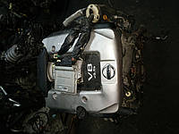 Двигатель VK45-DE  Infinity m45,Q45,fx45  б/у Бензин