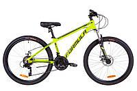 🚲Горный алюминиевый велосипед FORMULA THOR 2.0 DD 2019; рама 14; колеса 26, фото 1