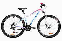 🚲Горный алюминиевый велосипед OPTIMA ALPINA DD 2019; рама 17; колеса 27,5, фото 1