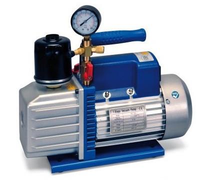 Вакуумный насос двухступенчатый 42 л/мин (ICE LOONG)  VP-215-SV