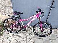 🚲Горный алюминиевый велосипед TITAN MILANO (21 speed, Lockout, Shimano); рама 16; колеса 26, фото 1