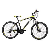 🚲Горный алюминиевый велосипед TITAN SCORPION DD; рама 17; колеса 26, фото 1