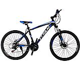 🚲Горный алюминиевый велосипед TITAN SCORPION DD; рама 17; колеса 26, фото 2
