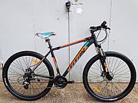 🚲Горный алюминиевый велосипед TITAN SHADOW DD 2018 (Shimano, 24sp, Lockout); рама 19; колеса 26, фото 1