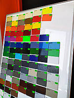 Порошковая краска полу-глянцевая, полиэфирная, архитектурная, 6011