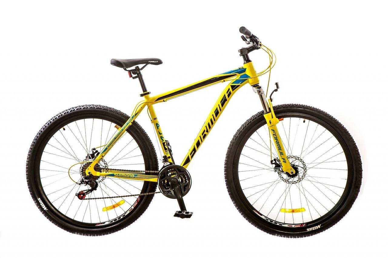 🚲Горный стальной велосипед Formula ATLANT DD 2017; рама 20; колеса 29