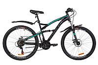 🚲Горный стальной велосипед Formula X-ROVER DD; рама 19; колеса 26, фото 1