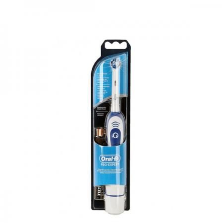 Зубная щётка Oral B Braun Pro-Expert DB4.010 на батарейках Уценка - внизу повреждена упаковка 400045