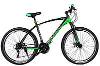 🚲Горный стальной велосипед TITAN PORSCHE DD 2019 (Shimano, моноблок); рама 19; колеса 26, фото 1