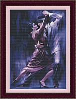 Historia_de_un_amor 0901 Набор для вышивки крестом фирма Юнона